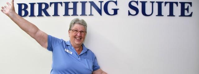 Marion Waterhouse Retire