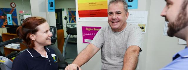 Cardiac Rehab Program after heart attack_PAH