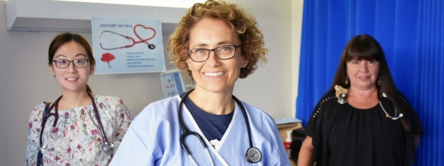 Doctors' Day honours valuable contributions