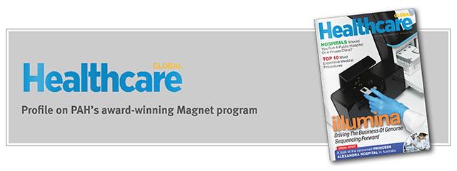 Profile on PAHs award-winning Magnet program