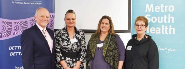 Hepatitis Queensland Grant