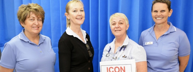 ICON funding targets deteriorating patients