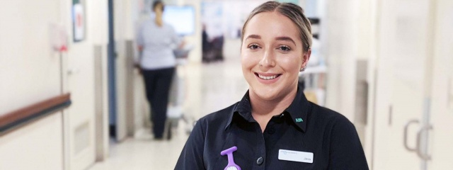 Jessica Allen: From School Based Trainee to AIN
