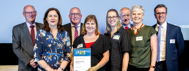 Premiers award for excellence_ABITRS
