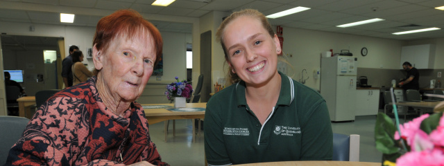 Supporting Patient Recovery at QEII Hospital