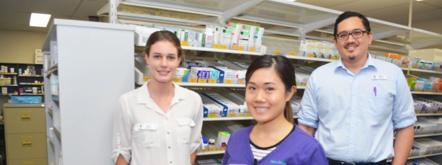 Logan Hospital pharmacists embark on exciting opportunity