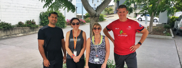 PAH staff run for skin cancer research