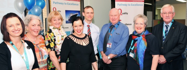 QEII Hospital launches new Pathway to Excellence in nursing