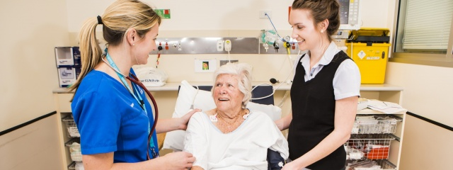 Person centred care PAH