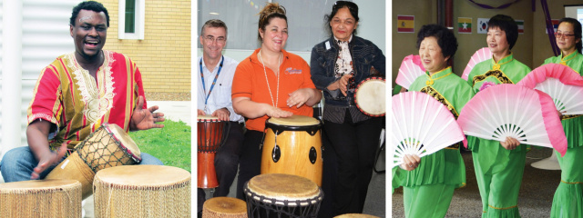 Queensland Multicultural Week 2015