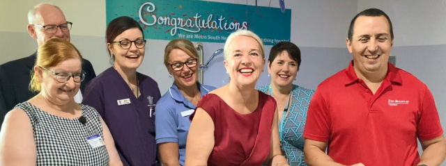 New birthing pools open at Redland Hospital