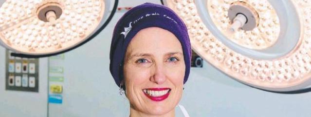 Neurosurgeon Sarah Olson