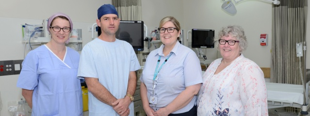 New clinic to cauterise wait times. A Princess Alexandra Hospital initiative that aims to meet the demand for skin cancer treatment has been awarded $500,000 Future Project Opportunity funding.