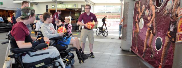 Sporting Wheelies Showcase