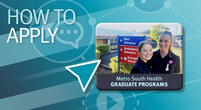 Graduate Program - How to apply slider
