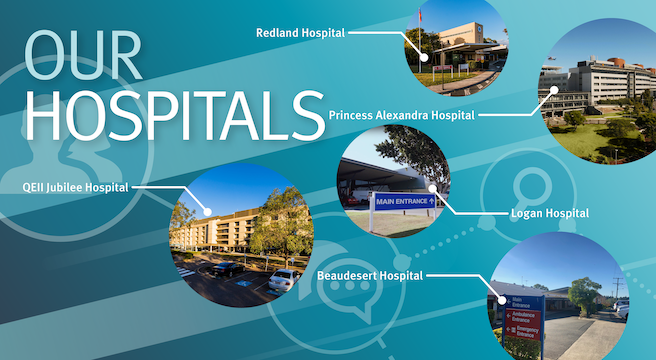Graduate Program - Our Hospitals slider