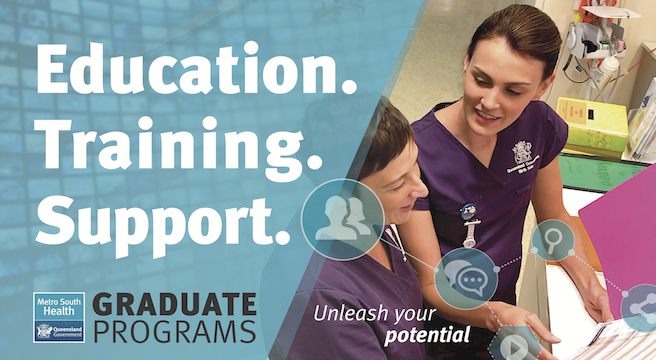 Education. Training. Support.
