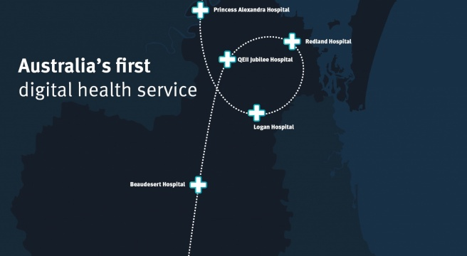 Australia's first digital health service