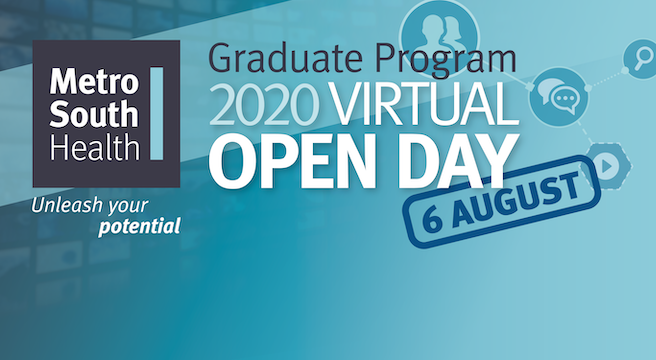 Virtual Open Day slider