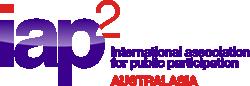 International Association for Public Participation logo