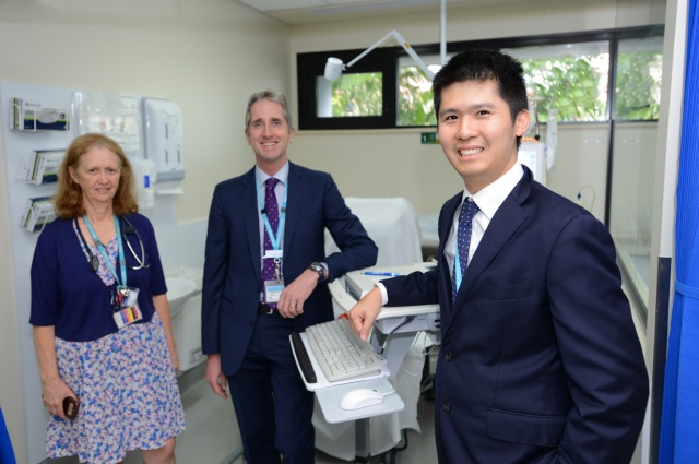 Dr Samuel Chan wins NHMRC research award