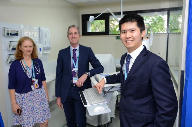 Dr Samuel Chan wins NHMRC research award