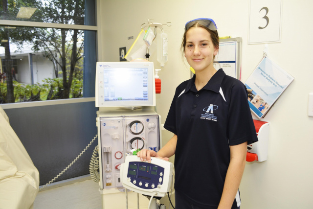 Redland Hospital has hosted another successful Health Inspiration Day