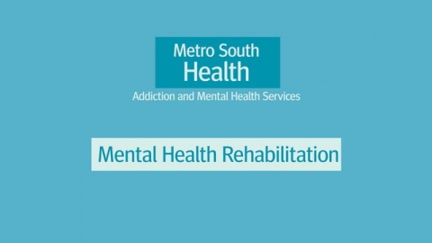 An introduction to Mental Health Rehabilitation