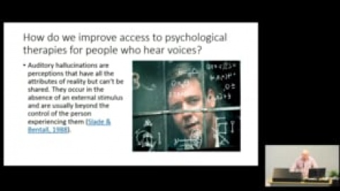 2018 Addiction and Mental Health Research Symposium presentation: Gordon Kay