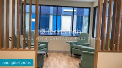 New Mental Health Lounge opens at Logan Hospital
