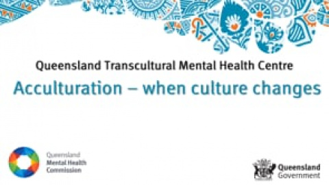 Acculturation when culture changes - Chistiana