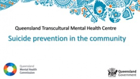 Promoting mental health and wellbeing in communities – Maria
