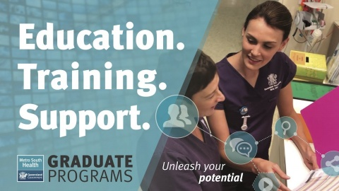 Education, training and support