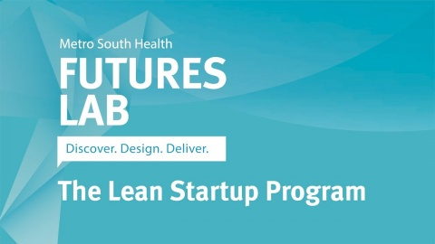 Futures Lab - LEAN Startup Program