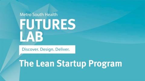 Futures Lab - LEAN Startup Program
