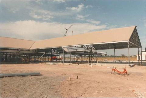 1989 - Construction