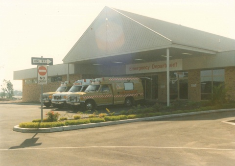 1990 - Emergency Department