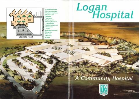 Logan Hospital brochure