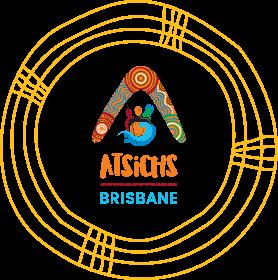 ATSICHS Brisbane logo