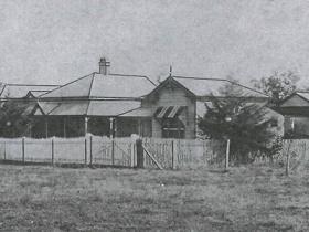 Beaudesert Hospital 1906