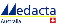 Sponsor Medacta logo