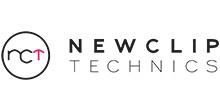 Sponsor Newclip Technics logo