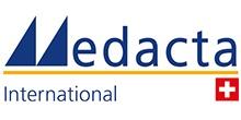 Sponsor - Medacta logo