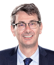 Dr Peter Bristow