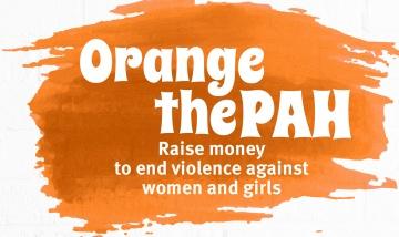 Orange the PAH 2017