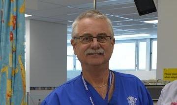 Dr Chris May