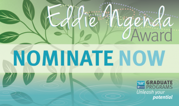 Eddie Nganda Award webform