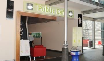 Alexandra Place Cafe