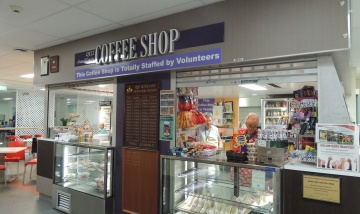 Auxiliary Coffee Shop