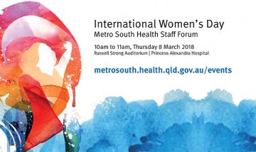 International Womens Day - slider